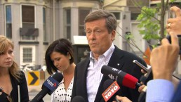 John Tory on new measures to fight gridlock in Toronto