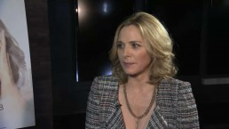 Raw video: Kim Cattrall on role in 'Sensitive Skin'