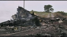 Outrage grows over conduct at Malaysian Airlines crash site