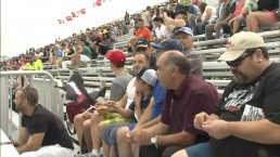 Race fans take in events at Honda Indy