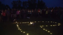 Candlelight vigil held for Canadian killed in flight MH17 crash