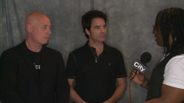 Raw video: Train discusses new album 'Bulletproof Picasso'