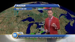 Morning Weather Webcast: July 23, 2014