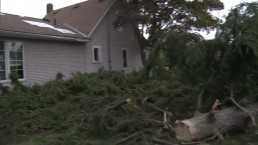 Grand Bend cleans up after tornado