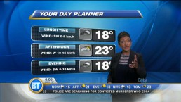 Morning Weather Webcast: July 30, 2014
