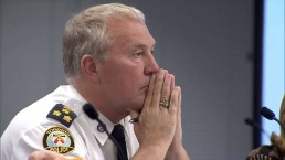 Police board votes not to renew Chief Blair's contract