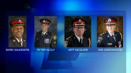 Possible candidates to replace Toronto's Chief Blair