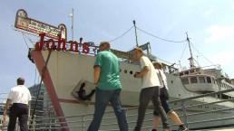 Captain John's floating restaurant sold for $33,501