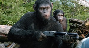 "Andy Serkis as Caesar in a scene from the film, ""Dawn of the Planet of the Apes."" THE CANADIAN PRESS/AP, Twentieth Century Fox Film Corporation"