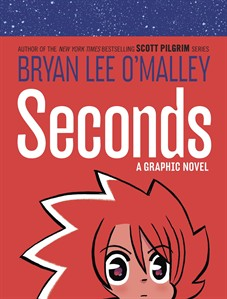 """The cover of Bryan Lee O'Malley's new graphic novel """"Seconds"""" is shown. THE CANADIAN PRESS/HO"""