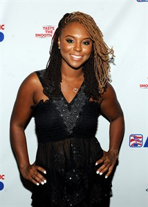 "FILE - In this Oct. 8, 2013 file photo, Torrei Hart attends ASCAP'S 5th Annual Women Behind the Music Series in Hollywood, Calif. Torrei Hart is among a group of exes having yet another moment in the spotlight, thanks to a new phenomenon in reality television shows: spinoffs based solely on the ex-wives and ex-girlfriends of famous folks. She and five other women will star on the new reality series, ""Atlanta Exes,"" that premieres Monday, Aug. 18, 2014, on VH1. (Photo by Frank Micelotta/Invision for ASCAP/AP Images, File)"