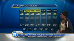 Morning Weather Webcast: August 1, 2014