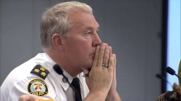 Chief Blair and Doug Ford engage in war of words