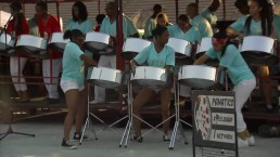 Pan Alive brings sounds of the islands to Lamport Stadium