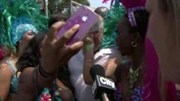 Rob Ford at Caribbean Carnival