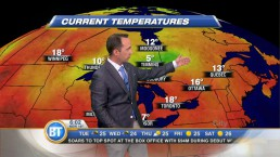Morning Weather Webcast: August 5, 2014