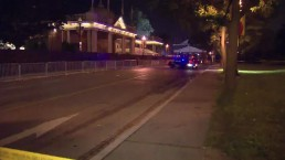 RAW VIDEO: Police investigate after man shot at OVO Fest after-party
