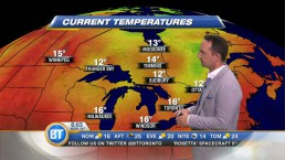 Morning Weather Webcast: August 6, 2014