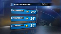 Afternoon Weather Webcast: Aug. 6, 2014
