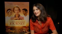 Charlotte Le Bon discusses role in 'The Hundred-Foot Journey'