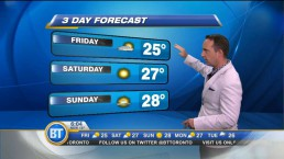 Morning Weather Webcast: August 8, 2014