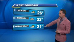 Morning Weather Webcast: August 11, 2014