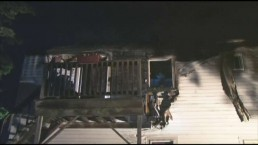Mother & child sent to hospital following Milton house fire
