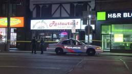 Man arrested following stabbing at Weston Station Restaurant