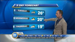 Morning Weather Webcast: August 12, 2014