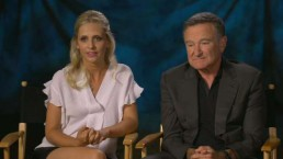 Rewind: Robin Williams discusses role in 'The Crazy Ones'
