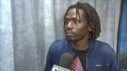 Video: Interview with South Sudanese musician Emmanuel Jal