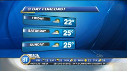 Morning Weather Webcast: August 15, 2014