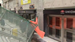 Union Station 2nd platform opens Monday