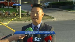 Toronto police provide update on fatal shooting in Entertainment District