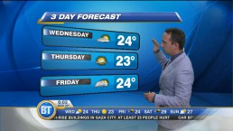 Morning Weather Webcast: August 27, 2014