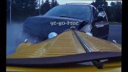 Viewer video: Brampton car crash