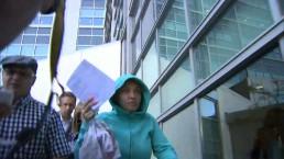 Unruly Sunwing passenger leaves Brampton courthouse