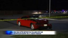 2 killed in Mississauga motorcycle crash