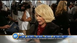 Entertainment City: Update on Joan Rivers' condition