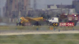 CNE air show mishap