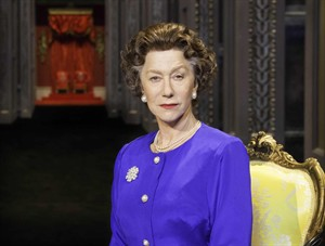 "FILE - This undated file image released by Boneau/Bryan-Brown shows Helen Mirren as Queen Elizabeth II in a promotional photo for Peter Morgan's play ""The Audience."" Mirren will be playing British Queen Elizabeth II this spring in the show which imagines the private weekly meetings between the monarch and 12 prime ministers. (AP Photo/Boneau/Bryan-Brown, Johan Persson, file)"
