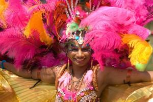 Toronto Caribbean Carnival parade