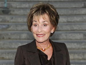 FILE - In this April 17, 2012 file photo, television's Judge Judy Sheindlin attends the Vanity Fair Tribeca Film Festival party at the State Supreme Courthouse in New York. Sheindlin and a Hartford personal-injury lawyer she sued for allegedly using her image in ads without her permission have settled the case, she said Friday, Aug. 8, 2014. (AP Photo/Evan Agostini, File)