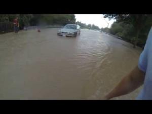 Burlington Ontario Flash Flood