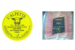 Meat and cheese recalls