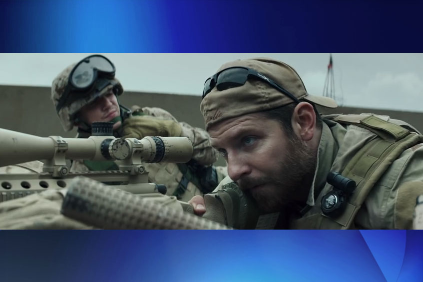 Feb  2: 'American Sniper' hangs on to No  1 in its 6th week