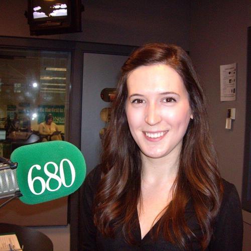 Claire Brassard, 680News