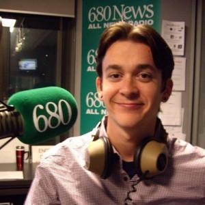 Jon Mace, 680News