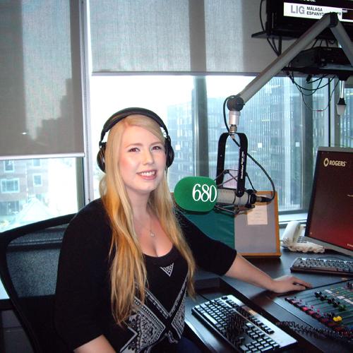 Sarah Parrott, 680News