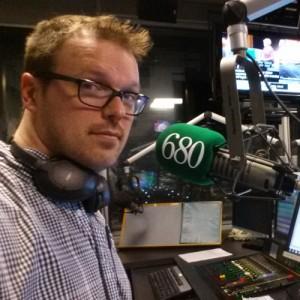 Scott Burnett, 680News